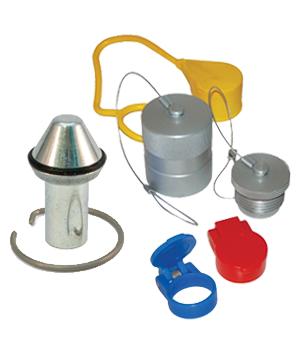 Dust Caps and Repair Kits