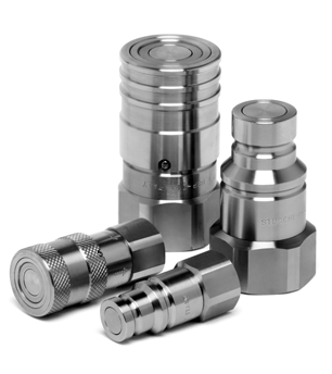 FL Series flat face couplings
